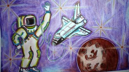 Картинки по запросу малюнки космічні фантазії